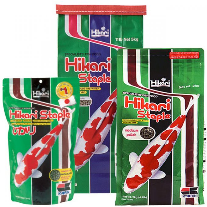 Hikari staple mini 2-3 mm 500g