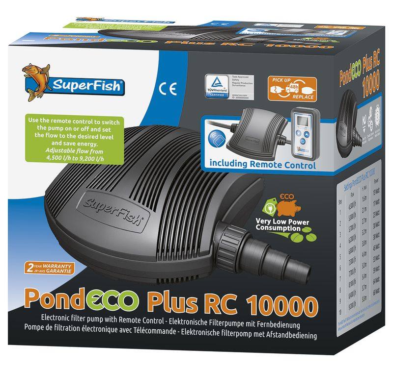 PondECO plus RC 10000