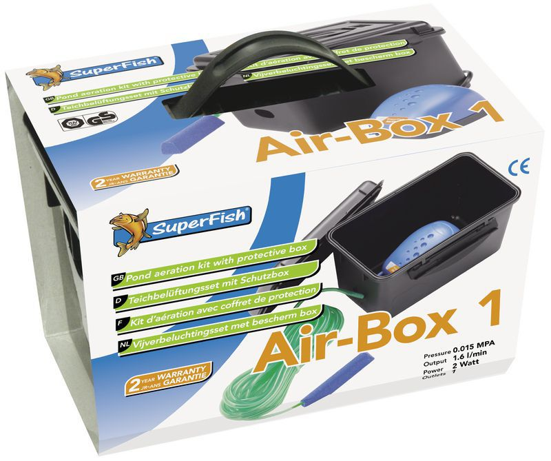 SUPERFISH AIR-BOX