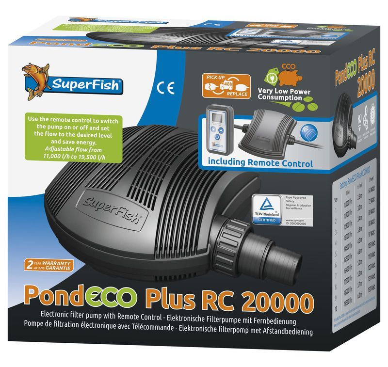 PondECO plus RC 20000