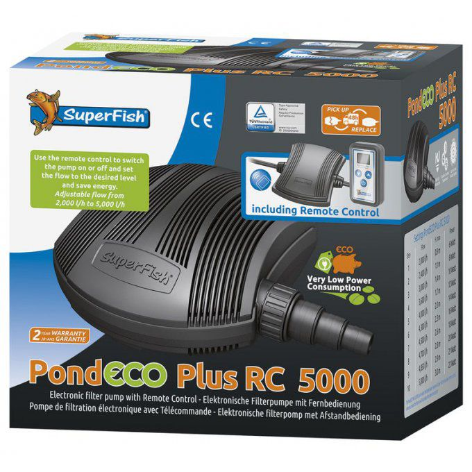 PondECO plus RC 5000