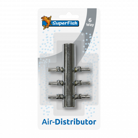 AIR CONNECTOR (Répartiteur inox)